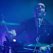 Concert du groupe Electric Octopus Orchestra avec Christophe Vialle-Moudat et Julien Rappin