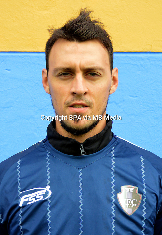 Colombia League - Postobom Liga 2014-2015 -<br /> Fortaleza Futbol Club  - Colombia / <br /> Victor Martin Galain