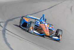 February 9, 2018 - Avondale, Arizona, United States of America - February 09, 2018 - Avondale, Arizona, USA:  Scott Dixon (9) takes his IndyCar Verizon car through the turns during the Prix View at ISM Raceway in Avondale, Arizona. (Credit Image: © Walter G Arce Sr Asp Inc/ASP via ZUMA Wire)