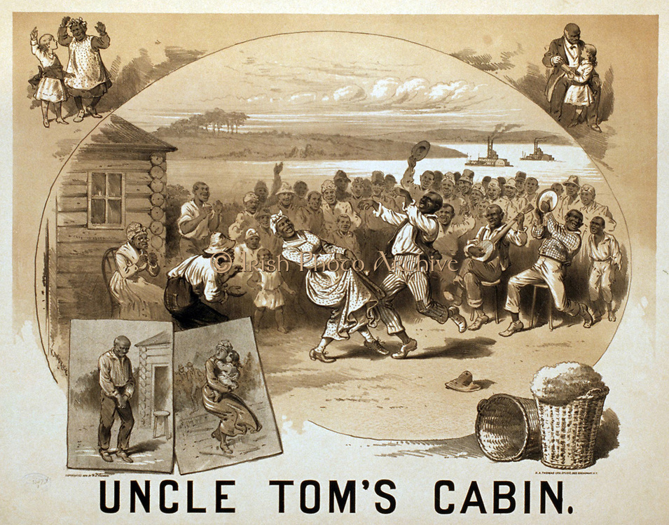 Uncle Tom's cabin c1878.