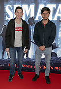 2019, March 28. Pathe ArenA, Amsterdam, the Netherlands. at the dutch premiere of Pet Sematary.