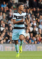 Football - 2016 /2017 Championship - Fulham vs Queens Park Rangers<br /> <br /> Niko Hamalainen of QPR at Craven Cottage<br /> <br /> <br /> Credit : Colorsport / Andrew Cowie