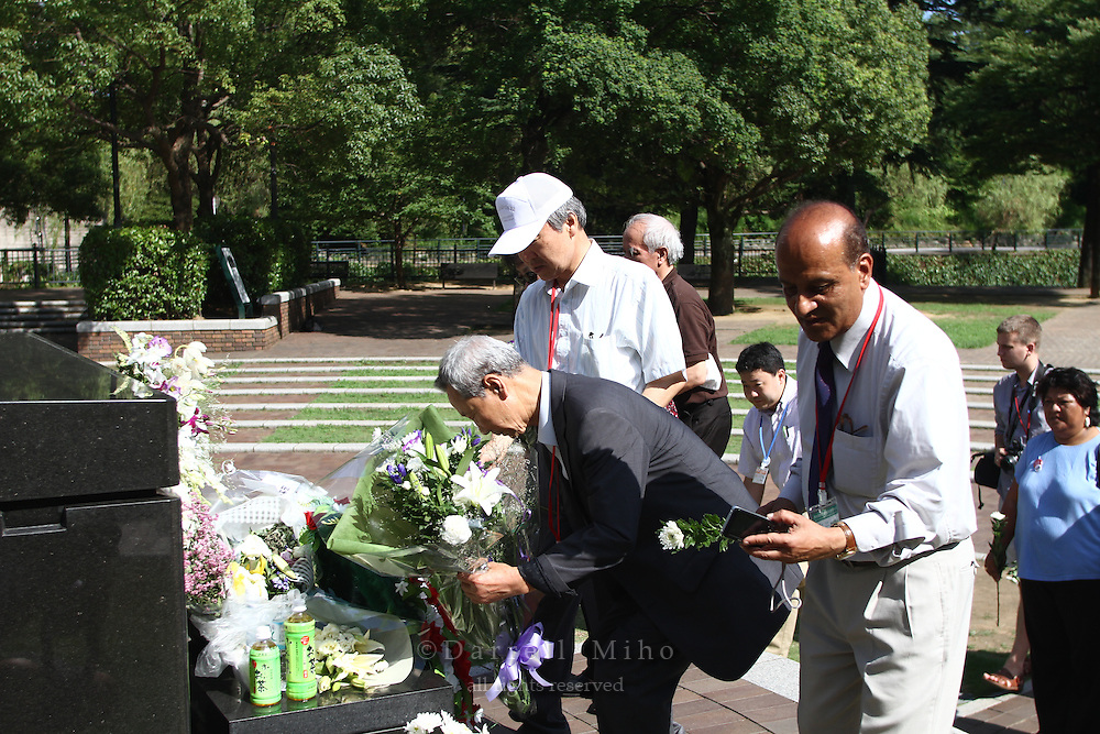 Aug. 06, 2010 ; Hiroshima, JPN - Hiroshima