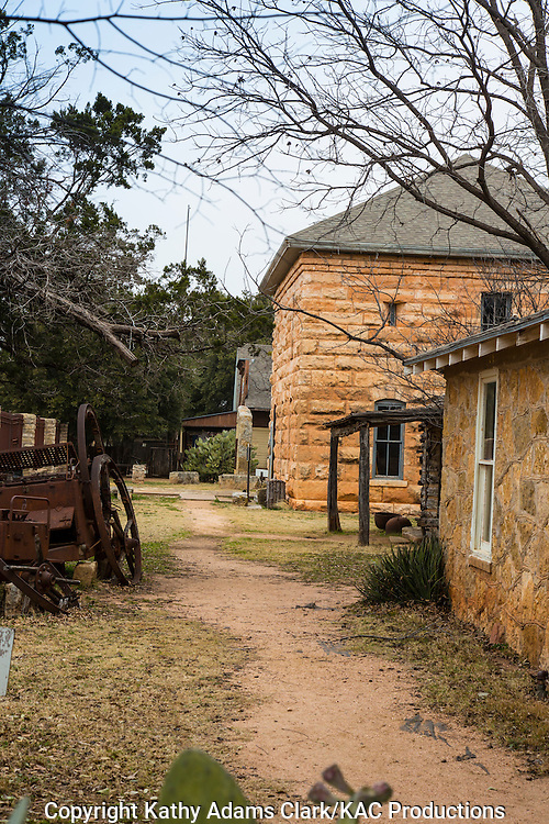 The Buffalo Gap Historic Village is a project of the McWhiney History Education Group.  The village has several historic buildings in a historic setting.