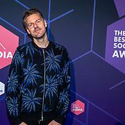 NLD/Amsterdam/20190613 - Inloop uitreiking De Beste Social Awards 2019, Vieze Fur echte naam Freddy Tratlehner