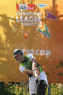 CLT20 - Warriors Nets at St Georges Park 15 Sept