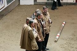 Jury : Schepers Boudewijn, Van de Vijver Roger, Vilain Jean, Floren Leon, Meurrens Inge<br /> BWP Hengstenkeuring 2006<br /> Photo © Hippo Foto