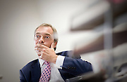 Nigel Farage  - Leader UKIP, London, 16th September 2013.