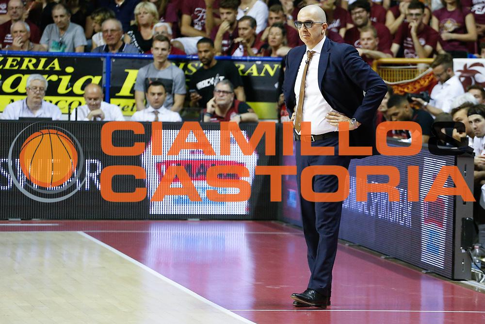 De Raffaele Walter<br /> Umana Reyer Venezia - Dolomiti Energia Aquila Basket Trento<br /> Lega Basket Serie A 2016/17 Finali Gara 01<br /> Venezia, 10/06/2017<br /> Foto Ciamillo-Castoria / M. Brondi