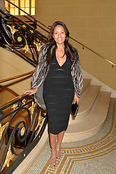 RACHEL BARRETT at the Sindika Dokolo Art Foundation Dinner held at The Cafe Royal, Regent Street, London on 18th October 2014.