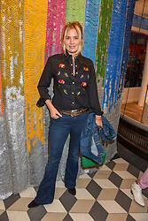 Marissa Montgomery at a cocktail supper hosted by BOTTLETOP co-founders Cameron Saul & Oliver Wayman, along with Arizona Muse, Richard Curtis & Livia Firth to launch the #TOGETHERBAND campaign at The Quadrant Arcade on April 24, 2019 in London, England.<br /> <br /> ***For fees please contact us prior to publication***