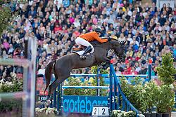 Smolders Harrie, NED, Don VHP Z<br /> FEI European Jumping Championships - Goteborg 2017 <br /> © Hippo Foto - Dirk Caremans