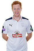 Hampshire right-arm pace bowler Ryan Stevenson in the 2016 Specsavers County Championship Shirt. Hampshire CCC Headshots 2016 at the Ageas Bowl, Southampton, United Kingdom on 7 April 2016. Photo by David Vokes.