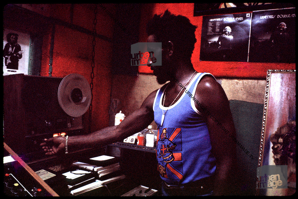 Lee Perry - Kingston - 1974