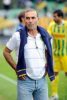 FOOTBALL - FRENCH CHAMPIONSHIP 2010/2011 - L2 - ES TROYES v FC NANTES - 13/08/2010 - PHOTO GUILLAUME RAMON / DPPI - <br /> BAPTISTE GENTILI (NANTES COACH)