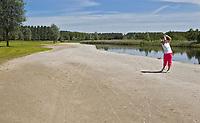 VIJFHUIZEN - Haarlemmermeersche Golf Club Lynden Hole 4. COPYRIGHT KOEN SUYK