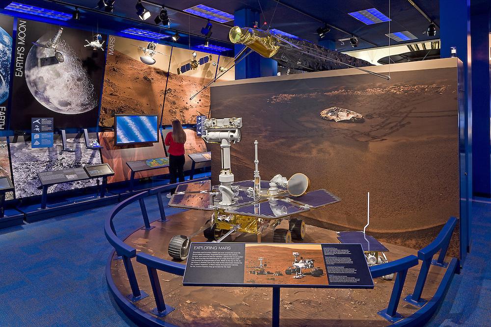 C & G  JPL Visitors Center Pasadena California USA  Job ID 5668