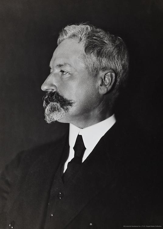 Henry W. Nevinson, war correspondent and writer, England, UK, 1912