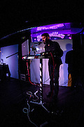 Vadim Tudor  presents his first mini album at  Sala Maravillas, Madrid with special guest Ana Bejar