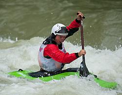 AUT, ECA Kayak Freestyle European Championships im Bild Hitzigrath Philipp, GER, Canadien Men, #59, EXPA Pictures © 2010, PhotoCredit: EXPA/ J. Feichter / SPORTIDA PHOTO AGENCY