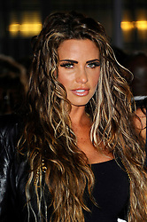 Katie Price  at the premiere of The Hunger Games in  London, Wednesday 14th March 2012. Photo by: i-Images