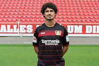 German Bundesliga - Season 2016/17 - Photocall Bayer 04 Leverkusen on 25 July 2016 in Leverkusen, Germany: Andre Ramalho. Photo: Guido Kirchner/dpa | usage worldwide