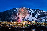 Aspen Snowmass Fireworks