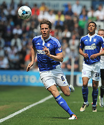CHRISTOPHE BERRA IPSWICH TOWN, Derby County v Ipswich Town Championship, IPro Stadium, Saturday 7th May 2016. Photo:Mike Capps