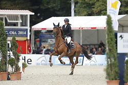 Hellström, Wilma, Bill Breaker<br /> Paderborn - Paderborn Challenge 2014<br /> Eröffnungsspringen<br /> © www.sportfotos-lafrentz.de/ Stefan Lafrentz