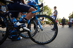 Movistar Women's Team at Ladies Tour of Norway 2019 - Stage 2, a 131 km road race from Mysen to Askim, Norway on August 23, 2019. Photo by Sean Robinson/velofocus.com