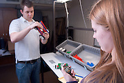 08-18577..College of Engineering Classroom shots..Ryan Craig and Amy Weber