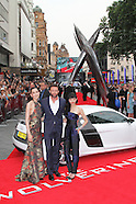 The Wolverine - UK film premiere
