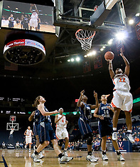 20070206 - Virginia vs North Florida - NCAA Women's Basketball