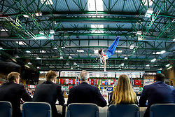 Frank Baines of Great Britain at Parallel Bars during Finals of Artistic Gymnastics FIG World Challenge Koper 2019, on June 2, 2019 in Arena Bonifika, Koper, Slovenia. Photo by Matic Klansek Velej/ Sportida