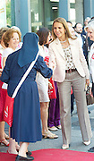 21.JUNE.2011. MADRID<br /> <br /> HRH THE INFANTE ELENA OF SPAIN AT THE CARITAS CHARITY FUNDRAISING DAY IN MADRID, SPAIN.<br /> <br /> BYLINE: EDBIMAGEARCHIVE.COM<br /> <br /> *THIS IMAGE IS STRICTLY FOR UK NEWSPAPERS AND MAGAZINES ONLY*<br /> *FOR WORLD WIDE SALES AND WEB USE PLEASE CONTACT EDBIMAGEARCHIVE - 0208 954 5968*