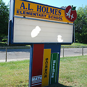 A.L. Holmes Elementary School is located in a neighborhood with new single-family housing development. Corner Schools and Families Initiative.<br /> &middot; Holmes School Community Organization (HSCO).<br /> &middot; Citizenship, Attendance, and Academic Honors Assembly.<br /> &middot; Camp Invention Science Program (After School).<br /> &middot; Platform Learning Tutorial Program.<br /> &middot; Computer Labs.
