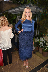 Noelle Reno at The Ivy Chelsea Garden's Annual Summer Garden Party, The Ivy Chelsea Garden, 197 King's Road, London England. 9 May 2017.<br /> Photo by Dominic O'Neill/SilverHub 0203 174 1069 sales@silverhubmedia.com