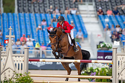 Klaphake Laura, GER, Catch Me If You Can 21<br /> World Equestrian Games - Tryon 2018<br /> © Hippo Foto - Dirk Caremans<br /> 21/09/2018