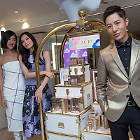 DFS first class beauty event launch at the T Galleria Canton Road & The Langham Hotel on September 5th 2014. Photo by Jerome Favre / studioEAST