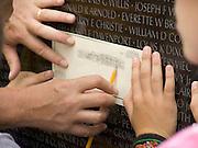 Vietnam War Memorial Washington D C