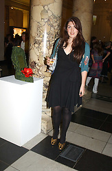 AMBER GUINNESS at a party to celebrate the publication of  'Put On Your Pearl Girls!' by Lulu Guinness held at the V&A museum, London on 5th May 2005.<br /><br />NON EXCLUSIVE - WORLD RIGHTS