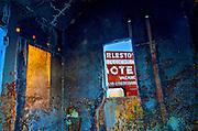 Vacancy Motel Sign