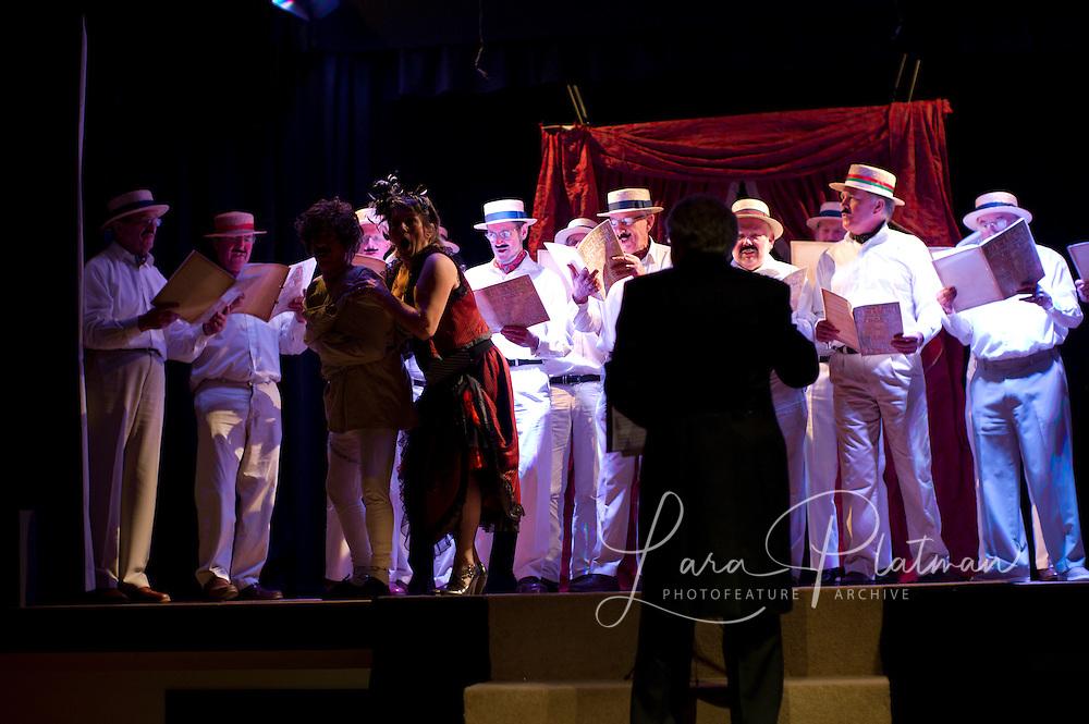 Blockley Musical November 2011