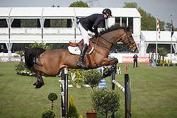 Schuttert Frank (NED) - Winchester HS<br /> Nederlands Kampioenschap Springen - Mierlo 2014<br /> © Dirk Caremans