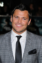 Mark Wright attends The Woman in Black - World Premiere held at the Royal Festival Hall, London, Tuesday January 25, 2012. Photo By i-Images