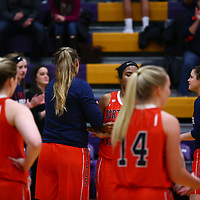 Women's Basketball: University of Northwestern-St. Paul Eagles vs. Northland College Jills
