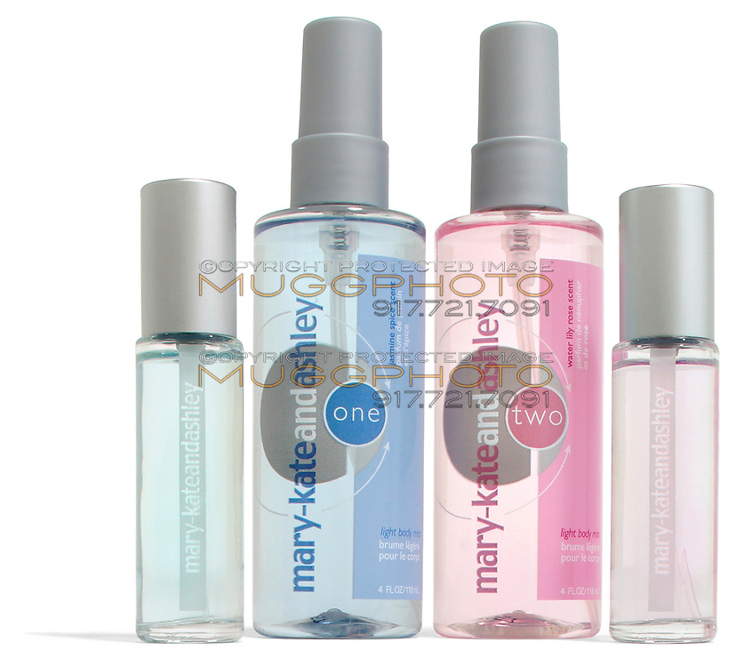 mary kate and ashley one and two perfume body spray and lotion