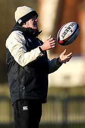England Under 20s Head Coach Steve Bates - Mandatory by-line: Robbie Stephenson/JMP - 08/01/2019 - RUGBY - Bisham Abbey National Sports Centre - Bisham Village, England - England Under 20s v  - England Under 20s Training