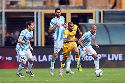 """Foto Filippo Rubin<br /> 26/03/2017 Ferrara (Italia)<br /> Sport Calcio<br /> Spal vs Frosinone - Campionato di calcio Serie B ConTe.it 2016/2017 - Stadio """"Paolo Mazza""""<br /> Nella foto: DANILO SODDIMO<br /> <br /> Photo Filippo Rubin<br /> March 26, 2017 Ferrara (Italy)<br /> Sport Soccer<br /> Spal vs Frosinone - Italian Football Championship League B ConTe.it 2016/2017 - """"Paolo Mazza"""" Stadium <br /> In the pic: DANILO SODDIMO"""