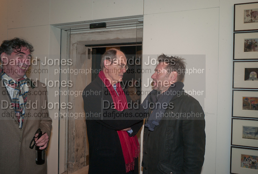 ANDY COLLISHAW; RICHARD CORK; MAT COLLISHAW, Come and See, Jake and Dinos Chapman, Serpentine Sackler Gallery. Serpentine Galleries Special Private View, 29 November 2013